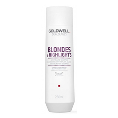 Goldwell Blondes & Highlights Anti-Brassiness Shampoo - Шампунь против желтизны