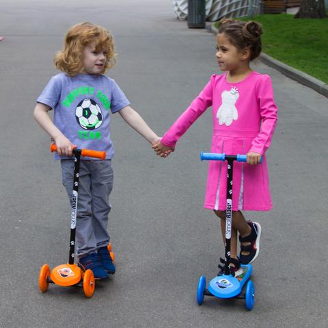 Трехколесный самокат Small Rider Scooter