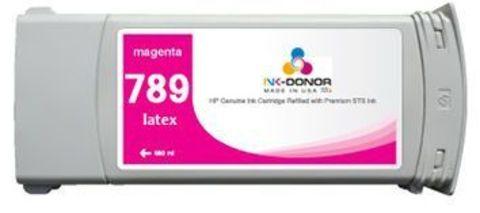 Картридж STS HP 789 Magenta Latex 775 мл для HP DesignJet 25500