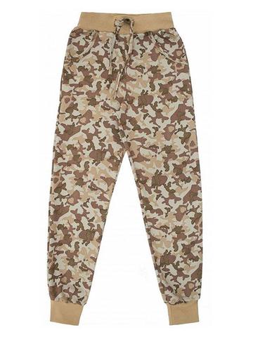 GB08-033-1 брюки детские, камуфляж