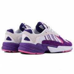 Женские Adidas Yung-1 Purple/White