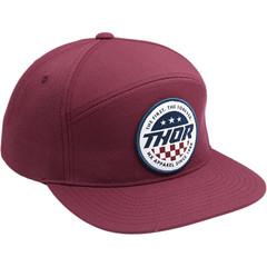 Patriot Hat / Бордовый