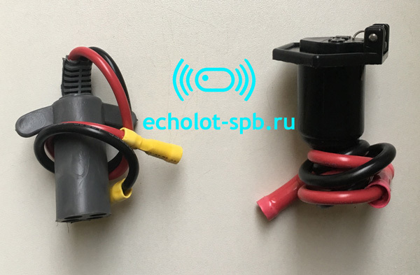 Motoguide power plug+receptackle outbox без блистеров