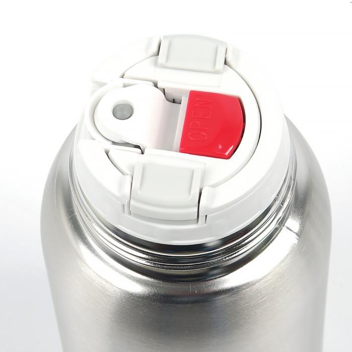 Термос Tiger MBK-A (1 литр), серебристый