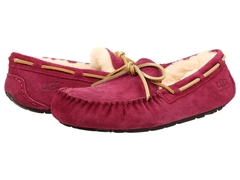 UGG Moccasins Dakota for Women Purple (с мехом)