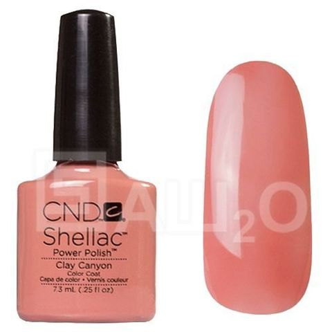 SHELLAC Clay Canyon 7.3ml.