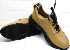 Повседневные женские кроссовки женские Poletto 2408 DB