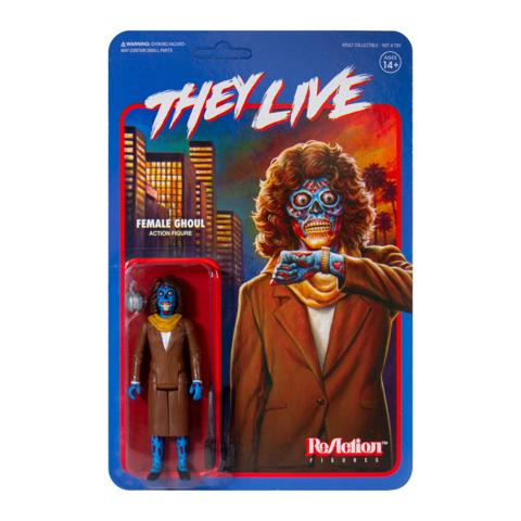 They Live - Female Ghoul || Инопланетянка (Они среди нас)