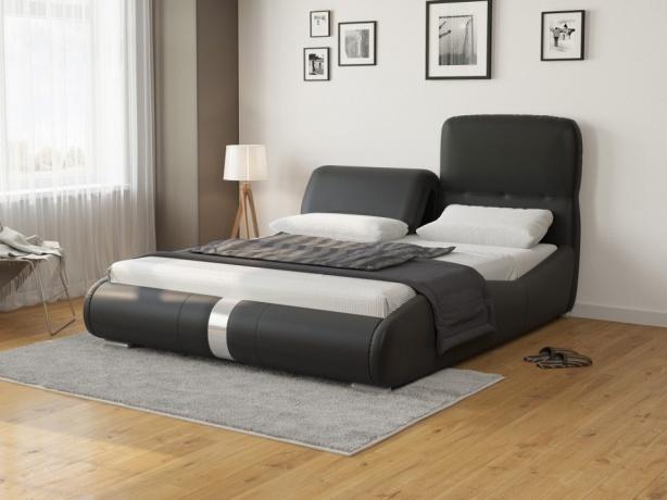 кровать двуспальная цена и фото