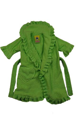 Купить детский махровый халат Мика 5215М в интернет-магазин Дочкам-Сыночкам.рф