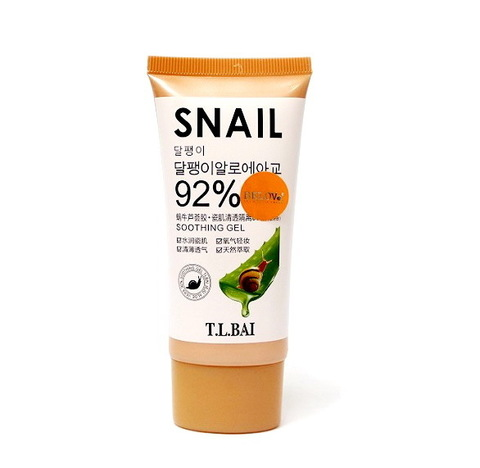 Улиточный BB крем для лица snail and aloe 98%, 60 гр