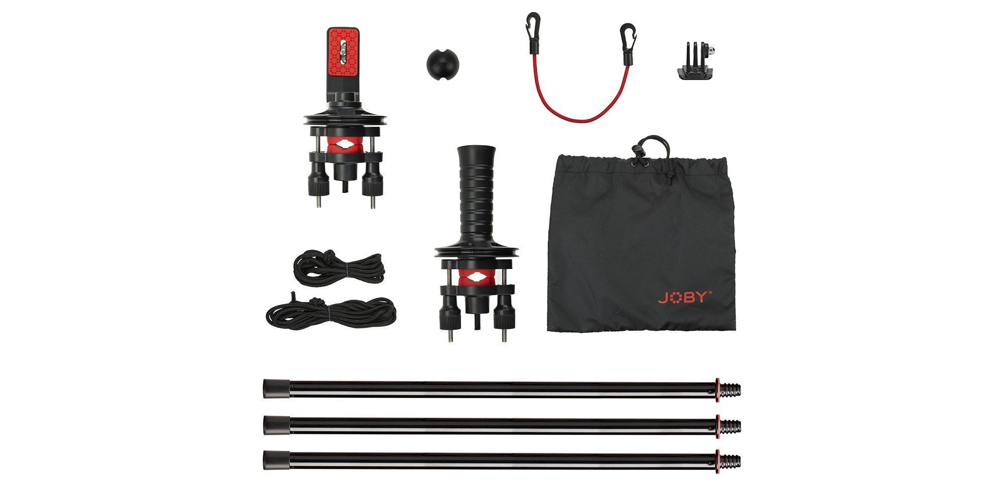 Видеокран-удочка Action Jib Kit & Pole Pack комплектация