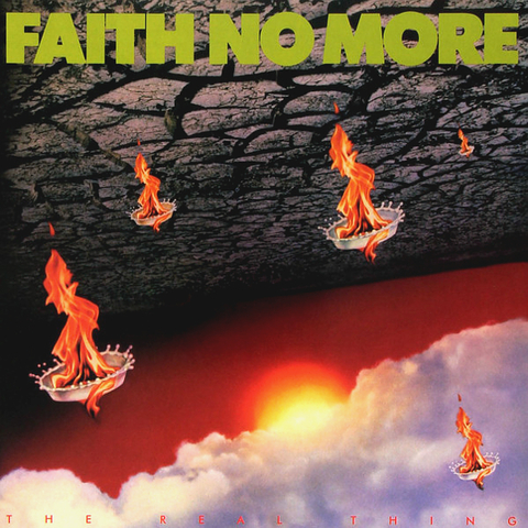 Faith No More / The Real Thing (2LP)