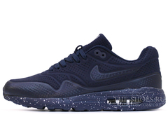 Кроссовки Мужские Nike Air Max 1 Navy White Speck
