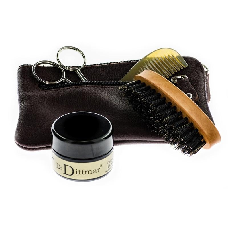 Набор для ухода за бородой и усами Dr. Dittmar