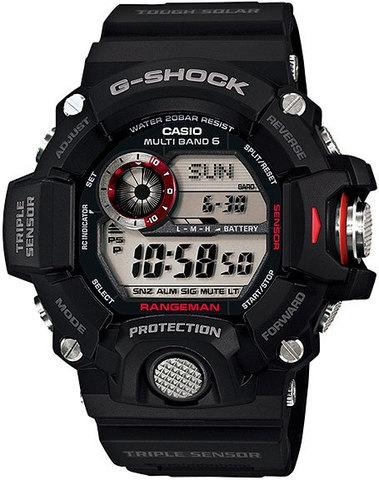 Купить Наручные часы Casio GW-9400-1DR по доступной цене