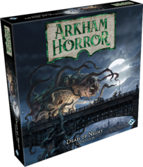 Arkham Horror: The Dead of Night