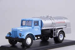 1:43 ТЗ-200 (МАЗ-200) 'Аэрофлот' (голубой/серебристый)