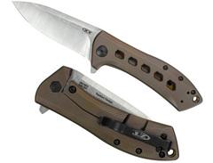 Нож Zero Tolerance модель 0801BRZ Rexford