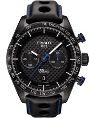 Мужские часы Tissot T100.427.36.201.00 PRS 516 Automatic Chronograph