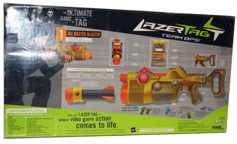Tag Master Blaster