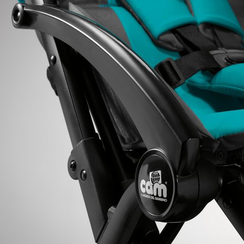 Прогулочная коляска Cam Cubo