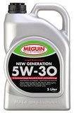 Megol Motorenoel New Generation 5W30 НС-синтетическое моторное масло