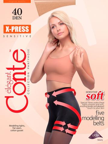 Колготки женские Conte X-PRESS 40D