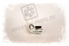 Уплотнитель 33*56 см для холодильника Атлант Минск 126 (морозильная камера) Профиль 021/009