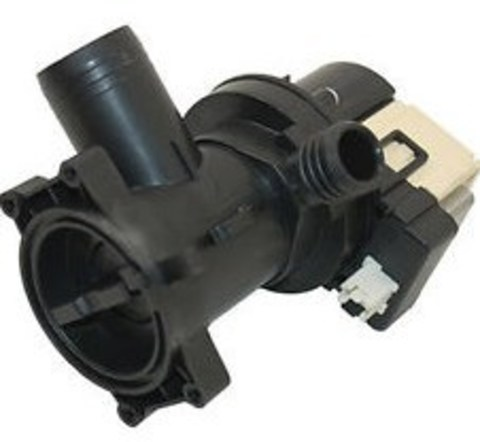 Насос (помпа) для стиральной машины Whirlpool (Вирпул) в сборе с улиткой - 481010584942