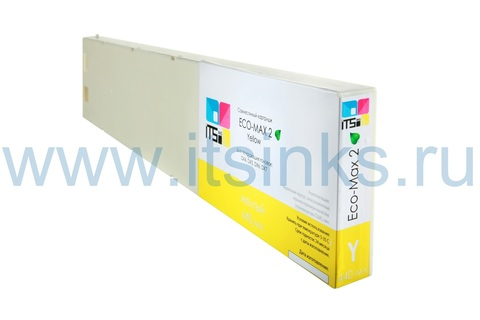 Картридж для Mutoh MS Yellow 440 мл