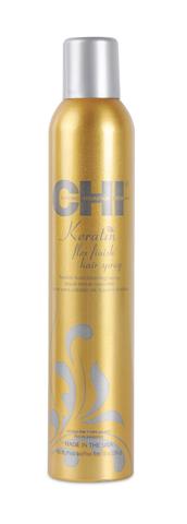 Лак с кератином CHI Keratin Flexible Hold Hairspray