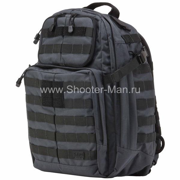 Тактический рюкзак 5.11 RUSH 24 BACKPACK, цвет DOUBLE TAP фото