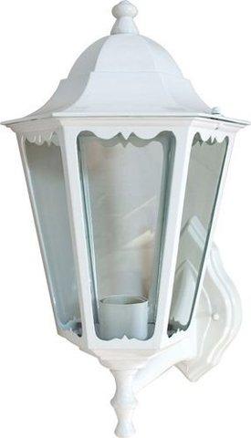 Светильник садово-парковый, 100W 230V E27 белый, 6201 (Feron)