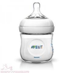 Avent. Бутылочка для кормления Natural 0+, 125 мл