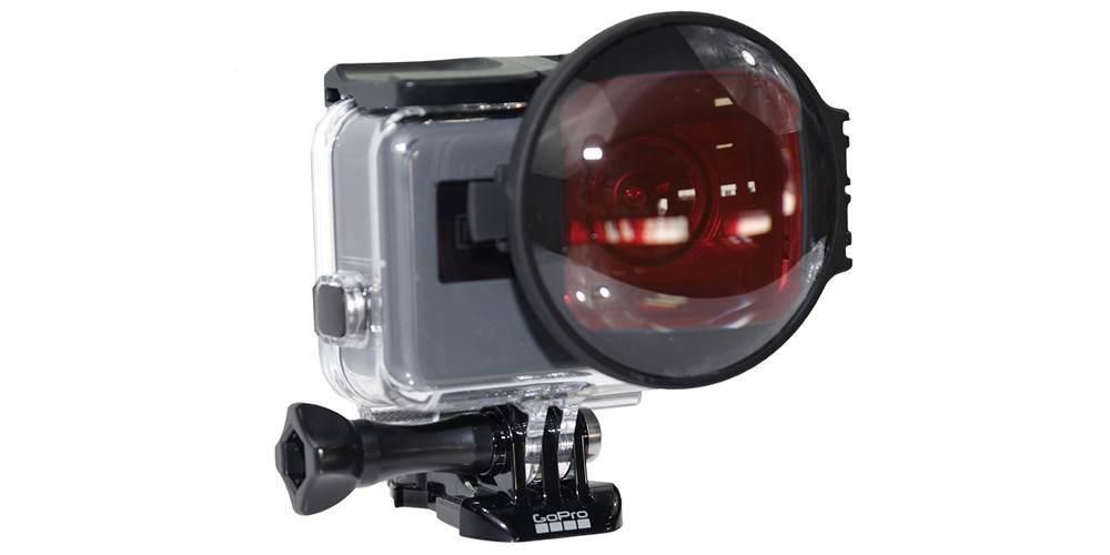 Набор фильтров PolarPro SWITCHBLADE Combo для HERO5 Black закрепление на камере
