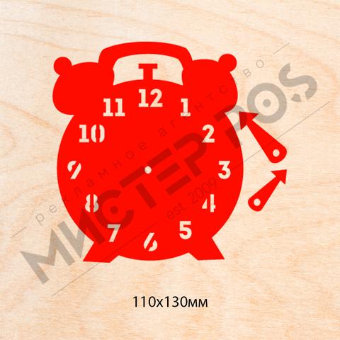 Будильник из фанеры 3-4 мм