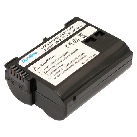 Аккумулятор Allytec EN-EL15 для Nikon 1900mAh