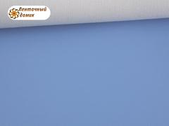 Кожа Аида глянцевая голубая