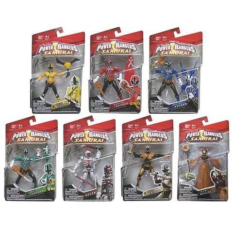 Power Rangers 4