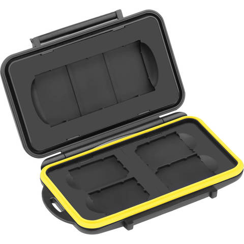 Чехол для карт памяти Ruggard 5 шт Memory Card Case SD/SxS