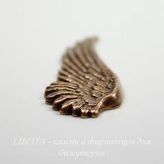 Винтажный декоративный элемент - Пара штампов