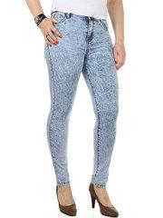 297 джинсы женские, синие