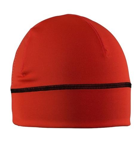 Craft Livigno лыжная шапка оранжевая
