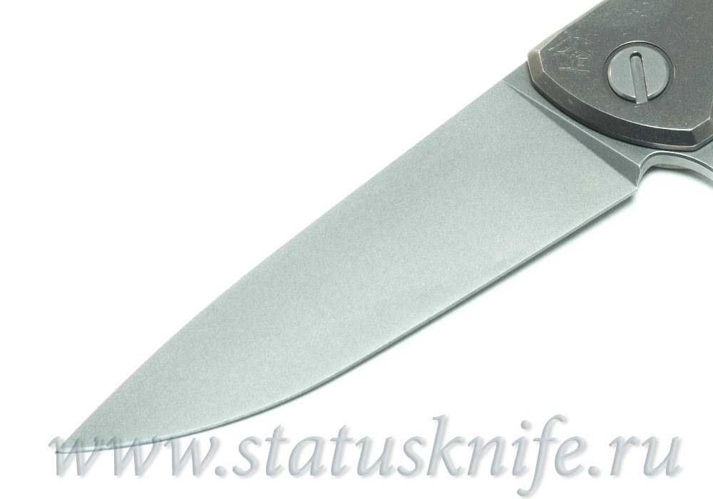 Нож Широгоров Flipper 95 M390 Нудист Подшипники