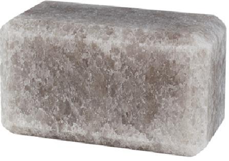 Блок из соли 17*17*35см, фото 1