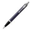 Шариковая ручка Parker IM Core K321 Matte Blue CT Mblue (1931668) ручка шариковая parker matte black ct im premium в коробке