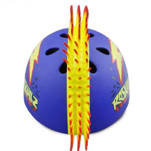 шлем, ирокез