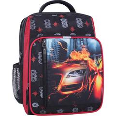 Рюкзак школьный Bagland Школьник 8 л. черный 500 (0012870)