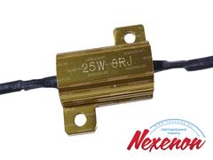 Резистор (обманка) 25 ватт 8 ом